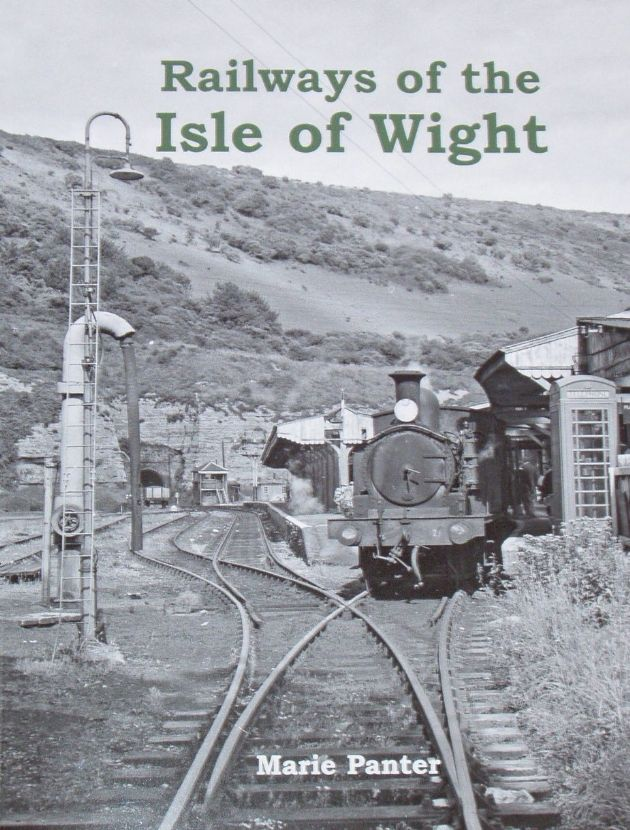 Railways of the Isle of Wight, by Marie Panter